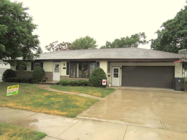 422 E Brooklyn Street, Chilton, WI 53014 (#50185898) :: Todd Wiese Homeselling System, Inc.