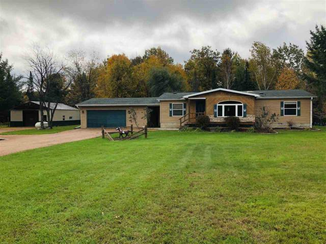 N6052 River Road, Tigerton, WI 54486 (#50186510) :: Dallaire Realty