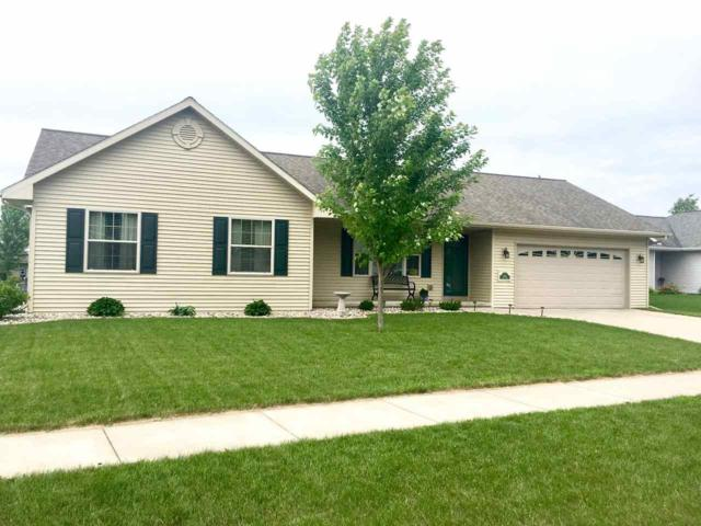 1752 Justin Drive, Omro, WI 54963 (#50186822) :: Dallaire Realty
