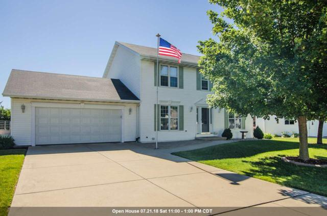 1365 Castle Rock Court, De Pere, WI 54115 (#50186875) :: Todd Wiese Homeselling System, Inc.