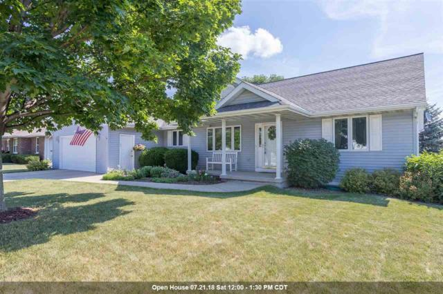 1149 Cardinal Street, De Pere, WI 54115 (#50187578) :: Todd Wiese Homeselling System, Inc.