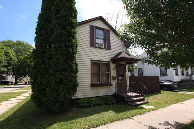 137 Amory Street, Fond Du Lac, WI 54935 (#50187854) :: Todd Wiese Homeselling System, Inc.