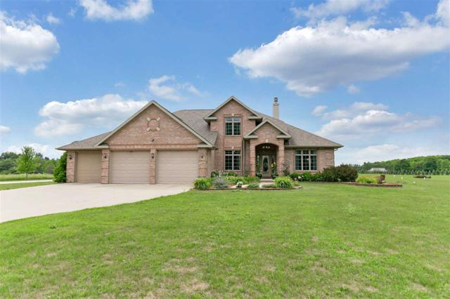 N6251 Crevice Road, Casco, WI 54205 (#50188710) :: Symes Realty, LLC