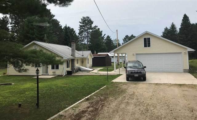 N11785 Deer Lake Road, Athelstane, WI 54104 (#50189286) :: Symes Realty, LLC