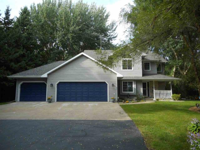 718 James Road, Pickett, WI 54964 (#50190916) :: Dallaire Realty