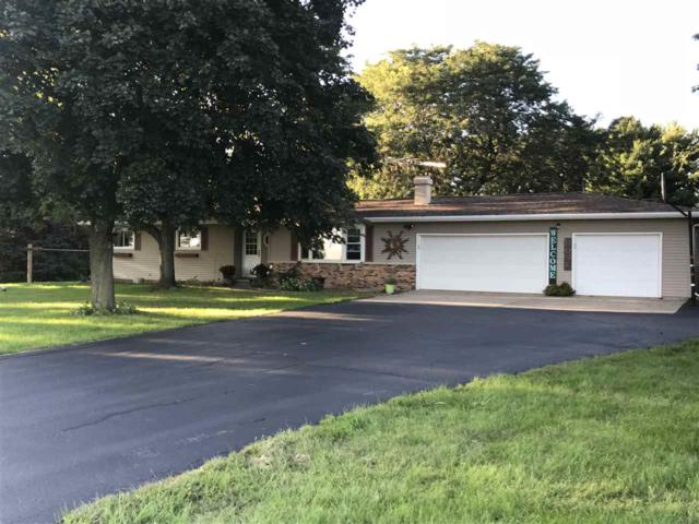 6456 Bonnie View Road, Pickett, WI 54964 (#50191241) :: Dallaire Realty