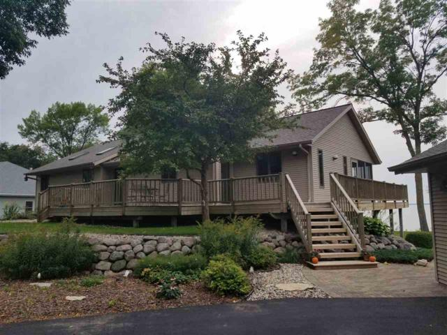 N9684 Highland Park Road, Malone, WI 53049 (#50191837) :: Dallaire Realty