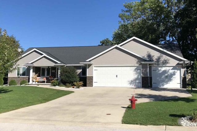3841 Shore Crest Court, Green Bay, WI 54311 (#50192015) :: Dallaire Realty