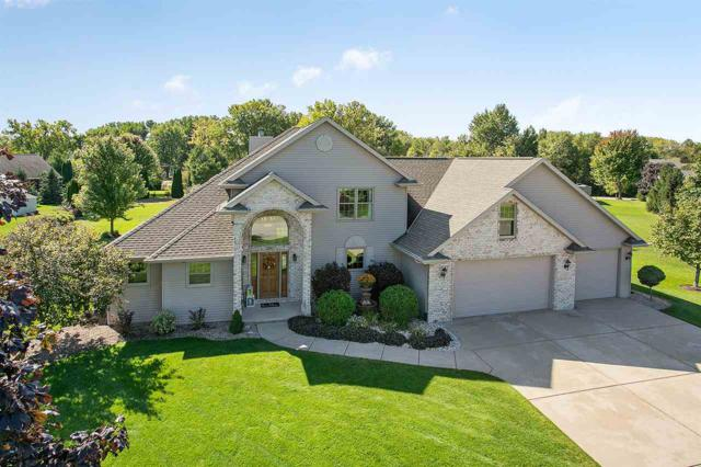 2901 Harbor Winds Drive, Suamico, WI 54173 (#50192434) :: Symes Realty, LLC