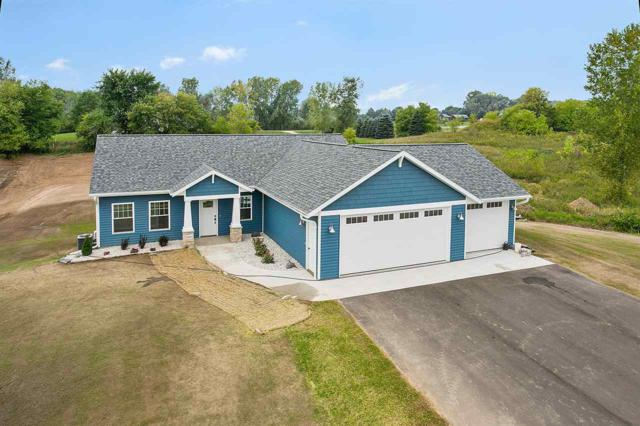 11905 Braun Drive, Cato, WI 54230 (#50192455) :: Symes Realty, LLC