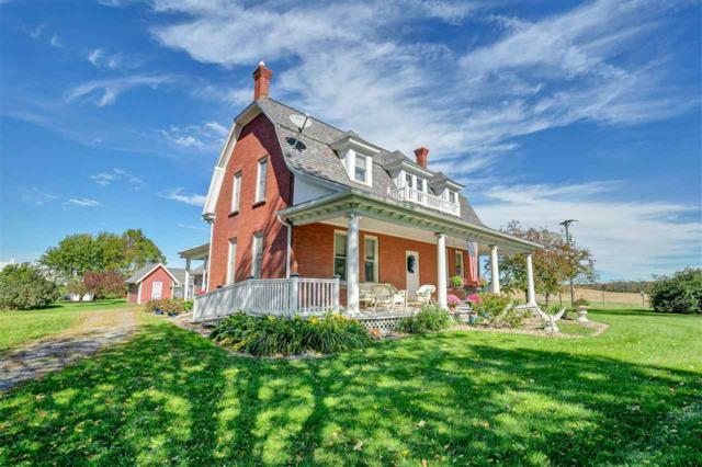 W12020 Pine Creek Road, FAIRCHILD, WI 54741 (#50192591) :: Dallaire Realty