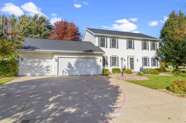 N2372 Weatherhill Court, Greenville, WI 54942 (#50193447) :: Dallaire Realty