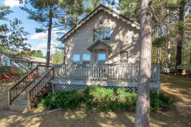 W5553 Springwater Drive, Wild Rose, WI 54984 (#50193550) :: Todd Wiese Homeselling System, Inc.