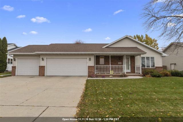 1129 Fieldview Drive, Menasha, WI 54952 (#50194056) :: Todd Wiese Homeselling System, Inc.