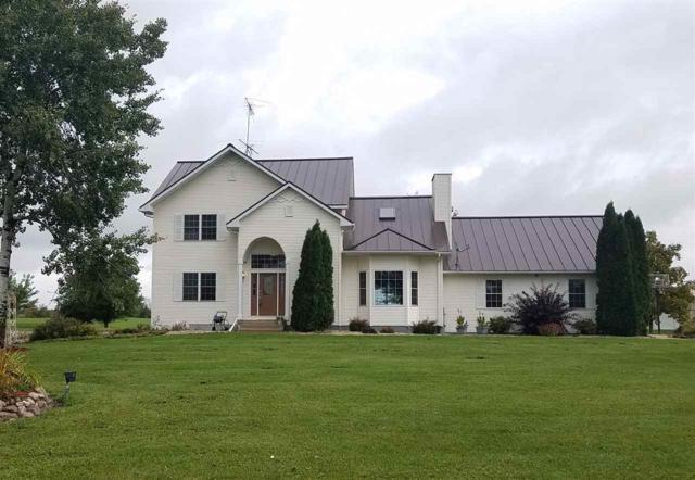E4242 Stecks Road, Weyauwega, WI 54983 (#50194126) :: Todd Wiese Homeselling System, Inc.