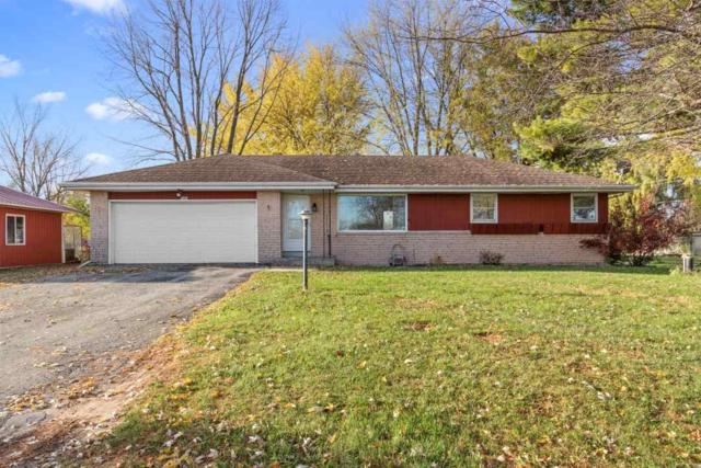 5481 E Reighmoor Road, Omro, WI 54963 (#50194130) :: Todd Wiese Homeselling System, Inc.