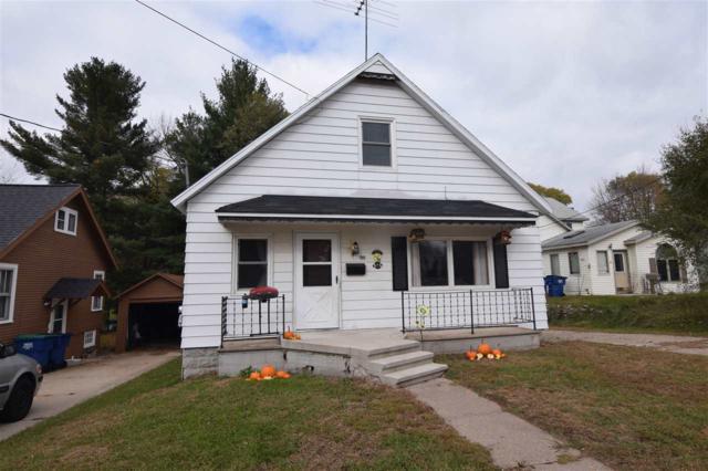 96 Waupaca Street, Clintonville, WI 54929 (#50194209) :: Todd Wiese Homeselling System, Inc.