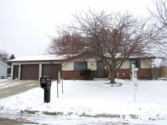 415 Dove Avenue, Chilton, WI 53014 (#50194293) :: Todd Wiese Homeselling System, Inc.