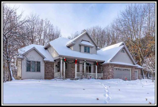 N3525 Sunset Lane, New London, WI 54961 (#50194369) :: Todd Wiese Homeselling System, Inc.