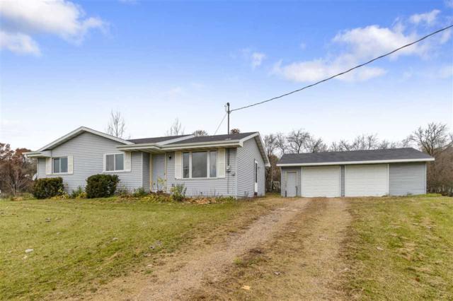 E5604 Little River Road, Weyauwega, WI 54983 (#50194424) :: Todd Wiese Homeselling System, Inc.