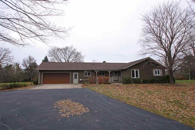 N5443 Hwy K, Fond Du Lac, WI 54937 (#50194544) :: Dallaire Realty
