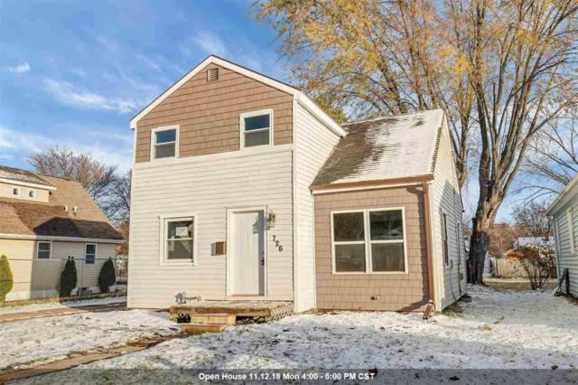 726 Marshall Avenue, Green Bay, WI 54303 (#50194555) :: Todd Wiese Homeselling System, Inc.