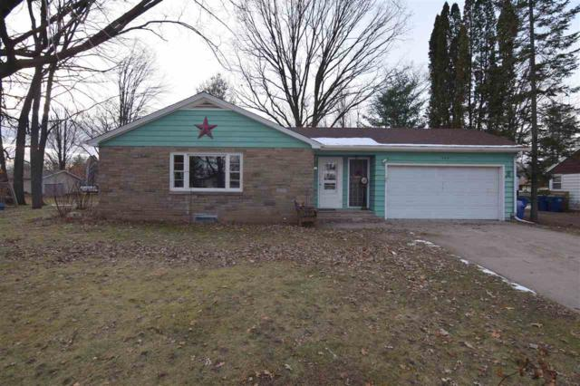 203 Harriet Street, Clintonville, WI 54929 (#50195061) :: Todd Wiese Homeselling System, Inc.