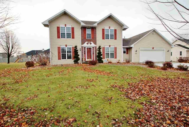 1291 Carmen Court, De Pere, WI 54115 (#50196054) :: Todd Wiese Homeselling System, Inc.