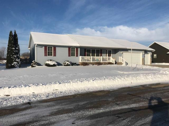 1144 Mistletoe Lane, Winnebago, WI 54986 (#50196355) :: Dallaire Realty