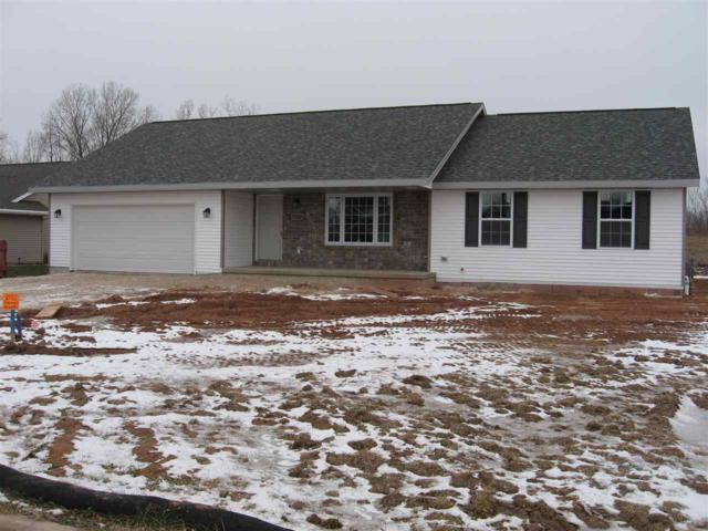 2101 Klondike Road, Green Bay, WI 54311 (#50196377) :: Todd Wiese Homeselling System, Inc.