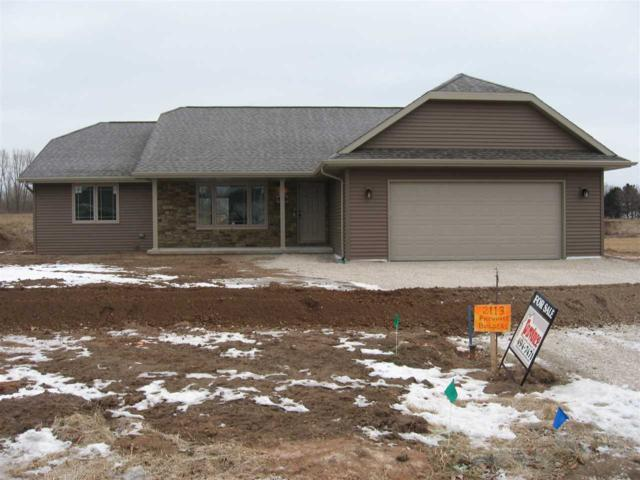 2113 Klondike Road, Green Bay, WI 54311 (#50196379) :: Todd Wiese Homeselling System, Inc.