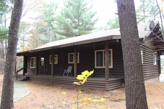 E342 S Rollofson Lake Road, Scandinavia, WI 54977 (#50196488) :: Todd Wiese Homeselling System, Inc.