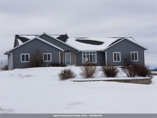 N1014 Dorn Road, Chilton, WI 53014 (#50196506) :: Todd Wiese Homeselling System, Inc.