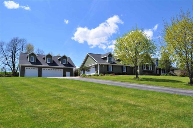 1730 Hillside Drive, Cato, WI 54230 (#50196810) :: Todd Wiese Homeselling System, Inc.