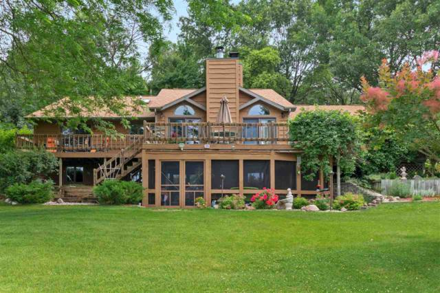 E5770 Arndt Road, Weyauwega, WI 54983 (#50197000) :: Dallaire Realty