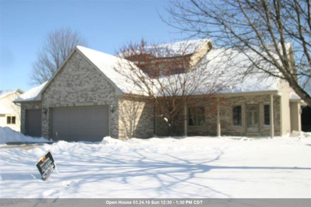 142 Wyldeberry Lane, Oshkosh, WI 54904 (#50197150) :: Todd Wiese Homeselling System, Inc.