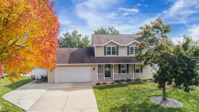 3006 Ancestor Way, Green Bay, WI 54313 (#50197335) :: Dallaire Realty