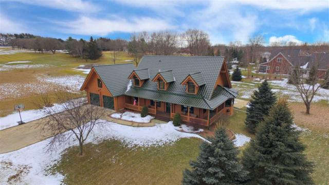 N8624 Seward Drive, Berlin, WI 54923 (#50197588) :: Dallaire Realty