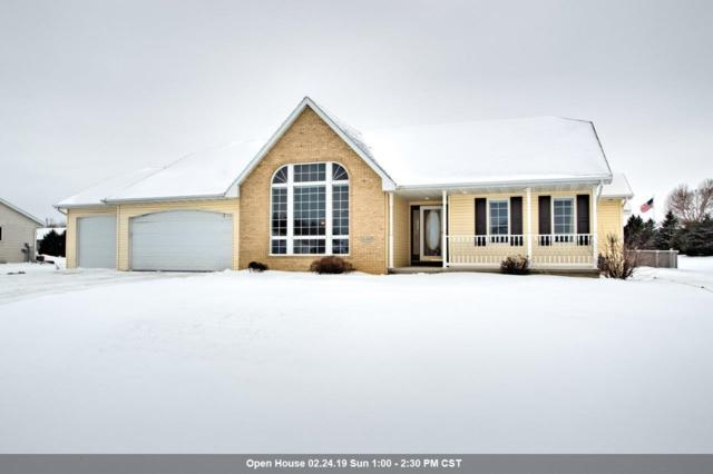 N1917 Christy Lane, Greenville, WI 54942 (#50197679) :: Dallaire Realty