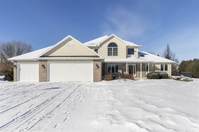 4724 Dogwood Court, Appleton, WI 54914 (#50197726) :: Dallaire Realty