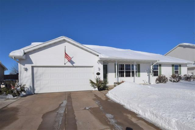 W5432 Trailwood Lane, Appleton, WI 54915 (#50197804) :: Symes Realty, LLC
