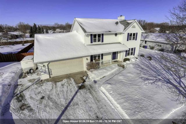 1122 Countryside Drive, De Pere, WI 54115 (#50197955) :: Dallaire Realty