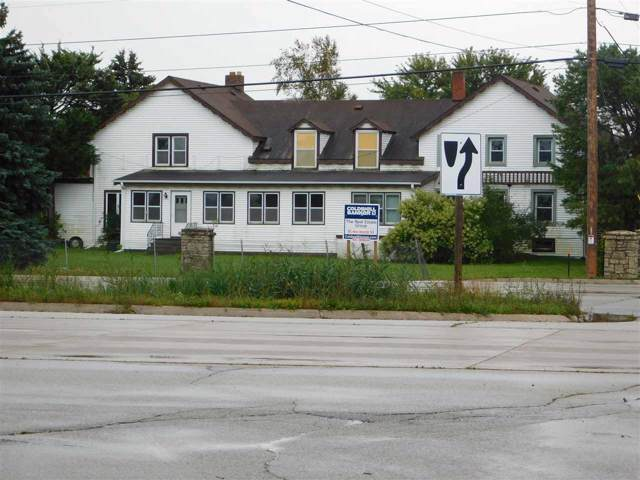 5628 Hwy 57/Sturgeon Bay Road, Green Bay, WI 54311 (#50198604) :: Dallaire Realty