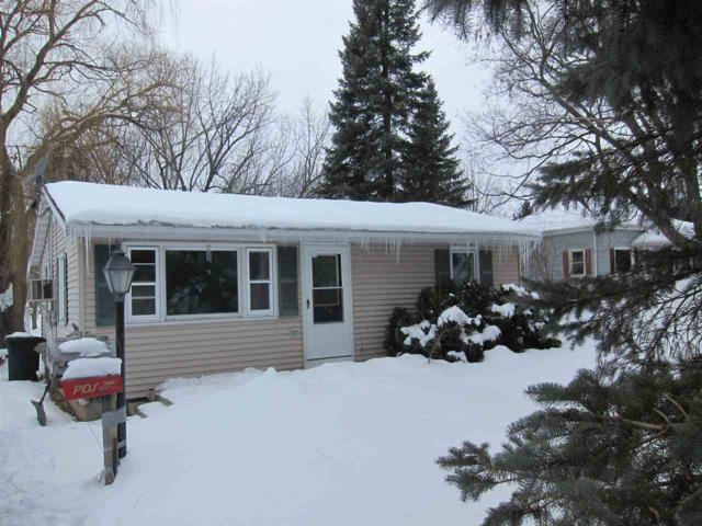 535 N Webster Avenue, Omro, WI 54963 (#50198681) :: Todd Wiese Homeselling System, Inc.
