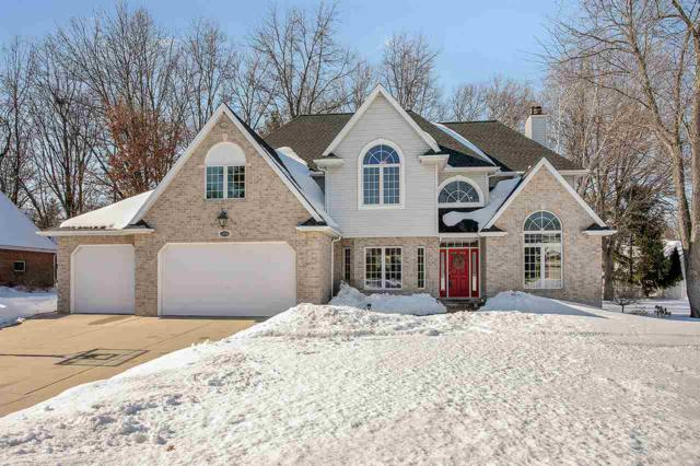 1516 Bradbury Court, Green Bay, WI 54313 (#50198934) :: Todd Wiese Homeselling System, Inc.