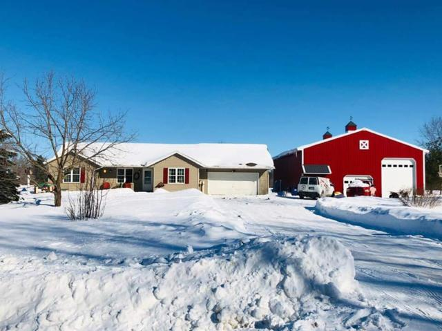 W670 S Town Line Road, Krakow, WI 54137 (#50199019) :: Dallaire Realty