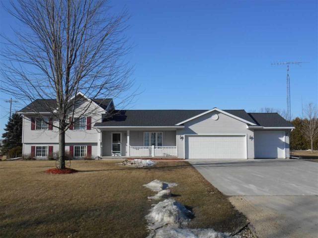 W5293 Church Road, Fond Du Lac, WI 54937 (#50199432) :: Dallaire Realty