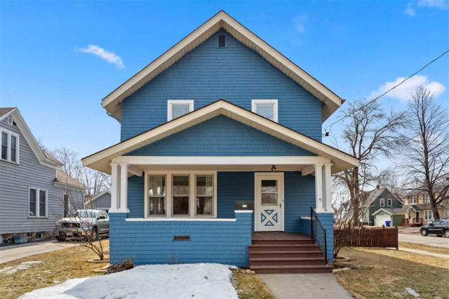 931 W Packard Street, Appleton, WI 54914 (#50199740) :: Dallaire Realty