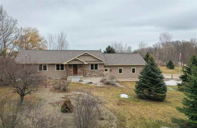 3102 Heise Road, Omro, WI 54963 (#50199829) :: Dallaire Realty