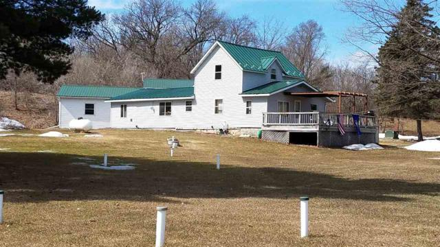 N4165 Hwy 73, Wautoma, WI 54982 (#50199857) :: Dallaire Realty